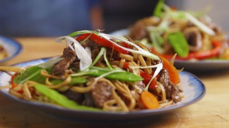 An Easier, Healthier Beef Lo Mein on the Scene: https://thescene.com/watch/epicurious/easy-healthy-beef-lo-mein-recipe-chinese-food