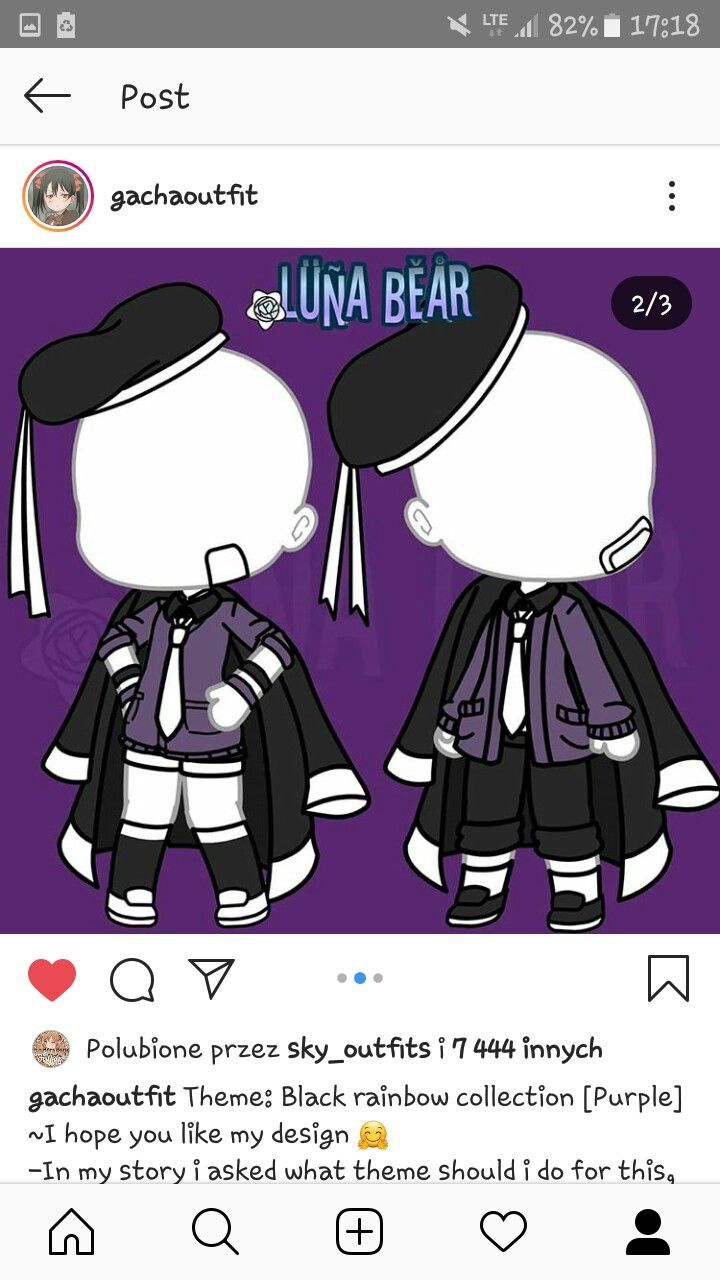 Pin By Lulu On Gachalife Anime Outfits Character Outfits Drawing Clothes
