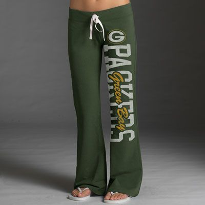 nike airmax for sale cheap Green Bay Packers Women  39 s Green   39 47 Brand Pep Rally Pants