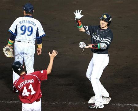 Seiichi Uchikawa (Fukuoka Softbank Hawks)