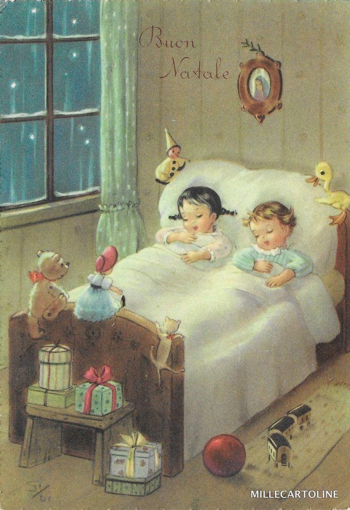 Buon Natale Gibi 1 Collezionismo Cartoline Tematiche Ebay
