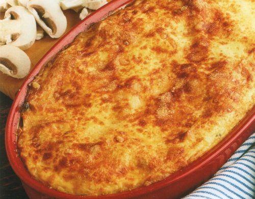 Lasagne pieczarkowa