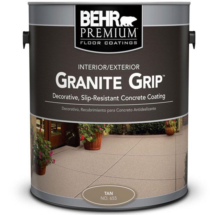 1000 ideas about behr concrete paint on pinterest paint - Exterior concrete floor coatings ...