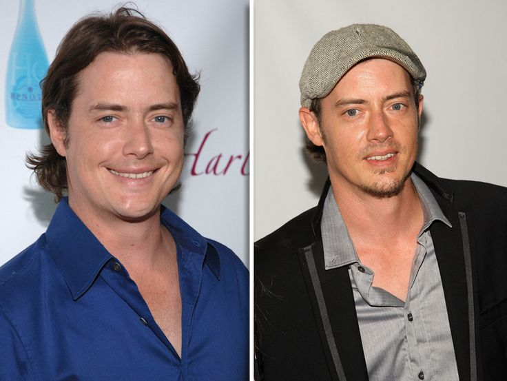Jason and Jeremy London