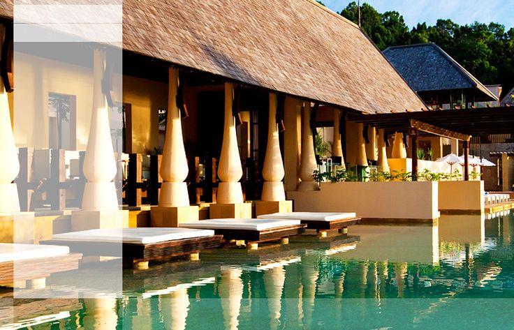 Malaysia Spa Vacation and Beach Holiday Accommodation - Gaya Island Resort