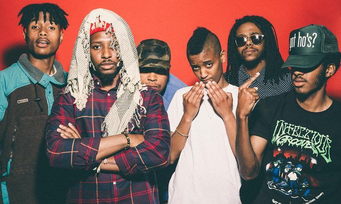 The Internet: Ego Death review – Odd Future offshoot muse on love and lust | Music | The Guardian