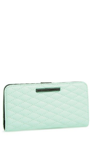 Rebecca Minkoff 'Sophie' Snap Wallet available at #Nordstrom