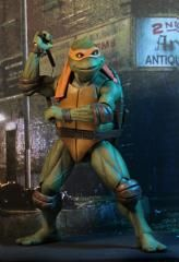 TMNT Michelangelo 1/4 Scale Figure (1990 Movie)