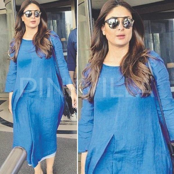 Style file: The best of Kareena Kapoor Khan's pregnancy style! | PINKVILLA