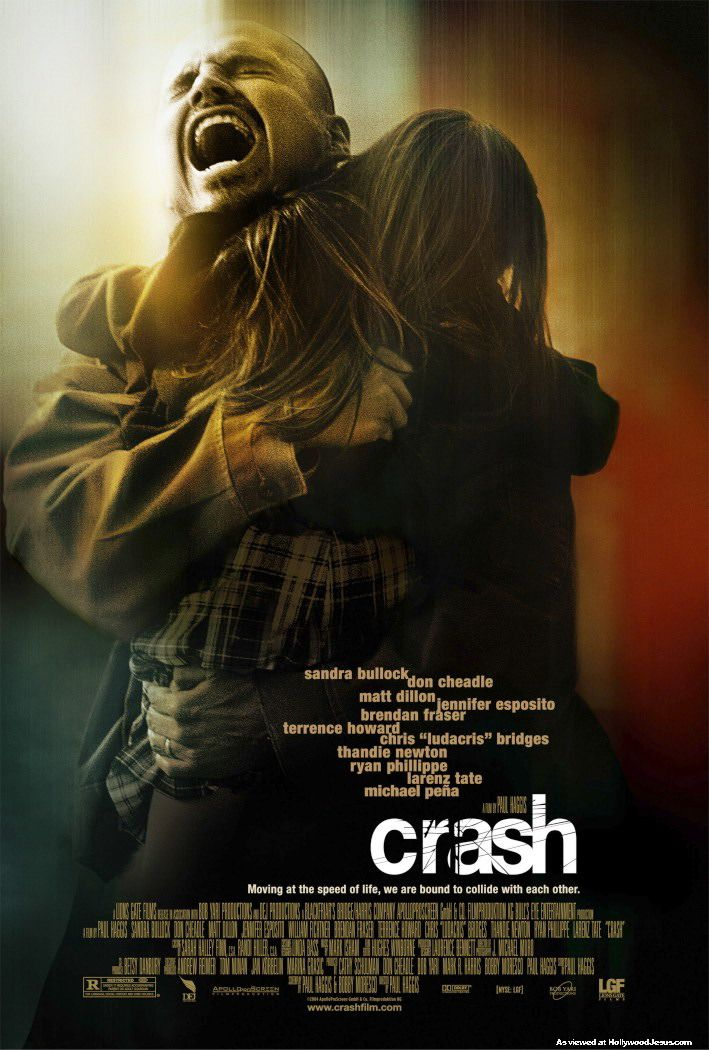 african american movie posters | Less Than Jess: Crash