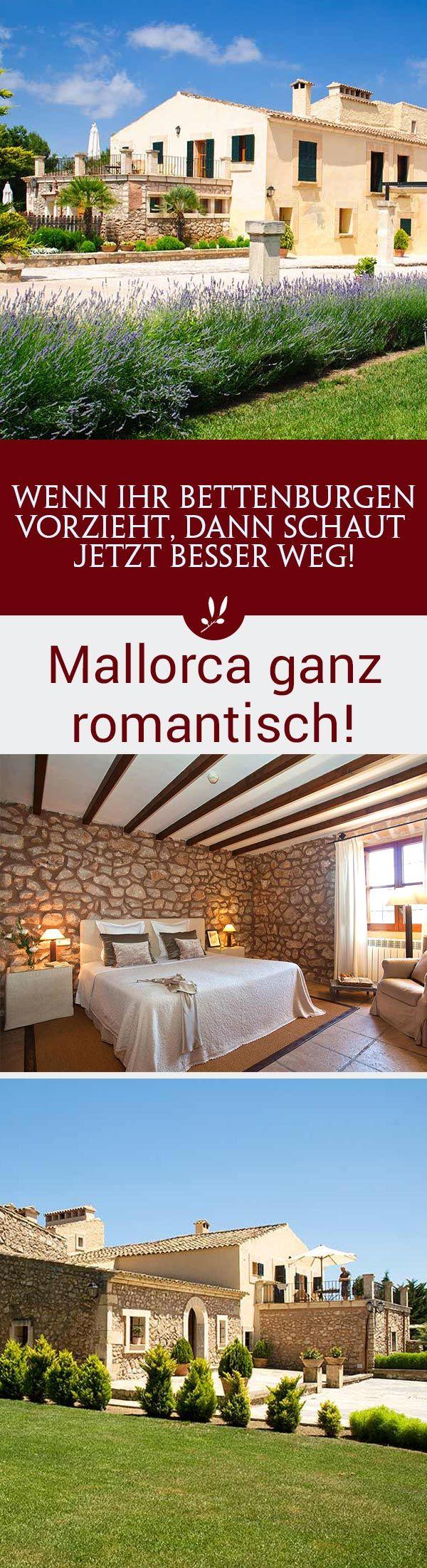 Beautiful In das Hotel Son Cardaix auf Mallorca haben wir uns vom Fleck weg verliebt Wunderwundersch ne Zimmer mit urigen Natursteinw nden ein top gepflegter Garten