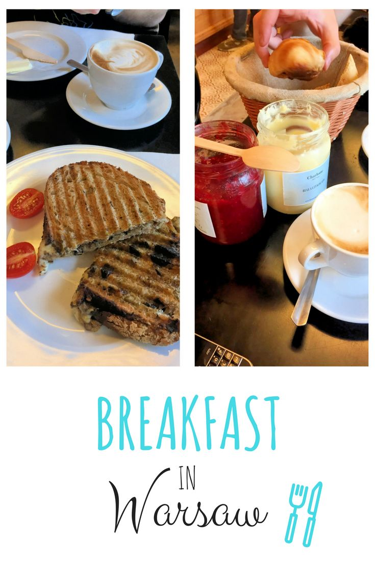 Try our ideas for the best breakfast in Warsaw! Check out our new post :-)