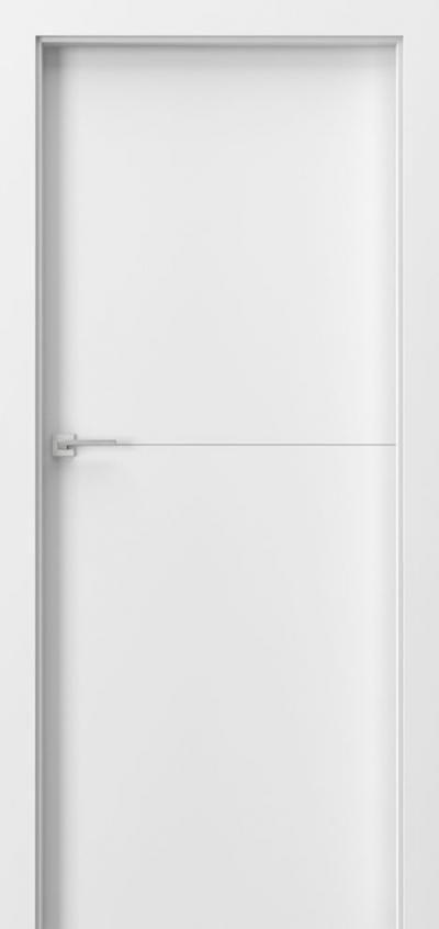 Porta DESIRE model2 Biel Klasyczna (RAL9016)