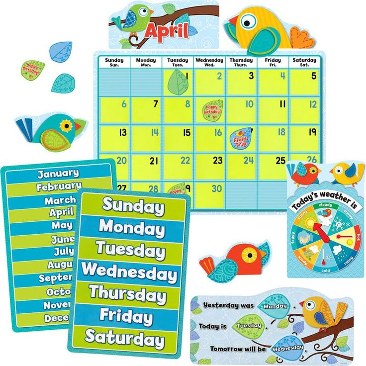 Classroom Calendar Bulletin Board Ideas : Ideas about calendar bulletin boards on pinterest