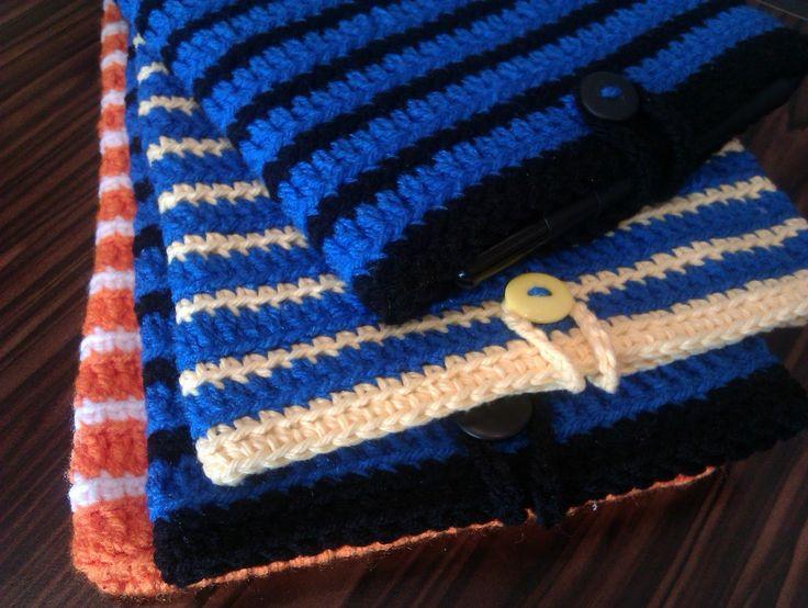 Handmade by Haniyyah: FREE Crochet Pattern for Wacom Bamboo Tablet Crochet Jacket