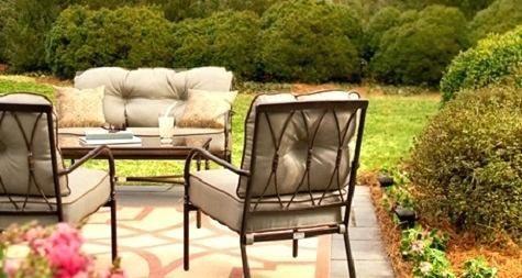 Martha Stewart Patio Furniture Replacement Cushions Home Depot