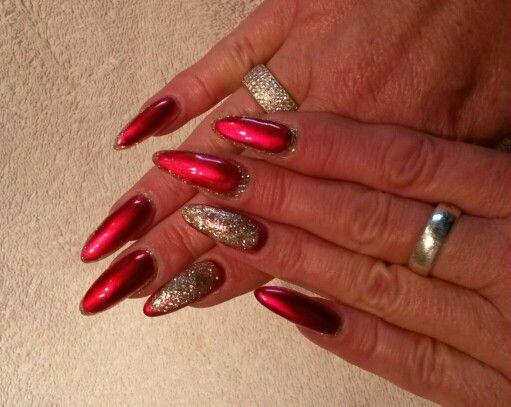 #chrom nails