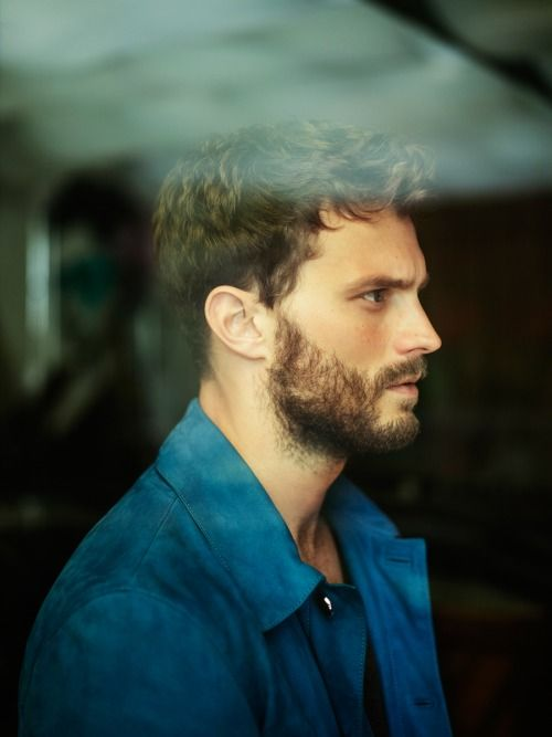 handsomemales:  jamie dornan by jeff hahn