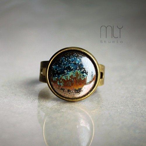 pierścionki i obrączki-Plażowy