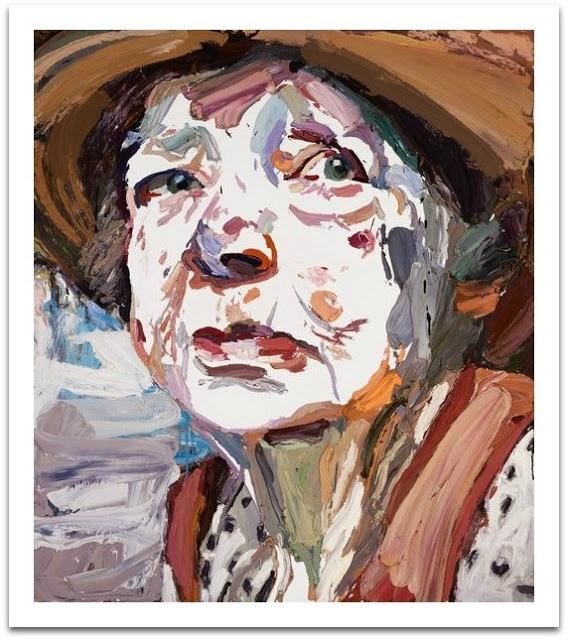 Ben Quilty. Margaret Olley 2011