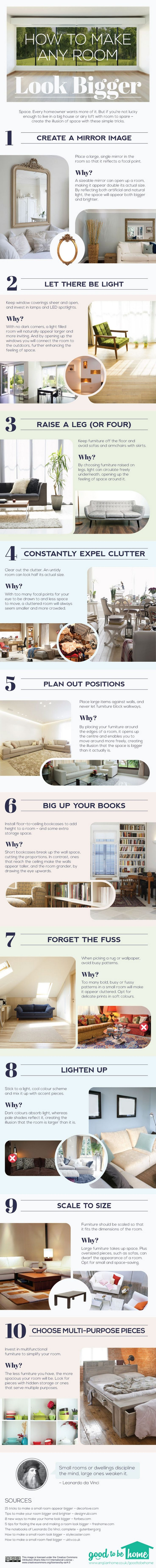 Smaller spaces ideas #10 looks perfect for my room with limited space & storage *heart eyes*