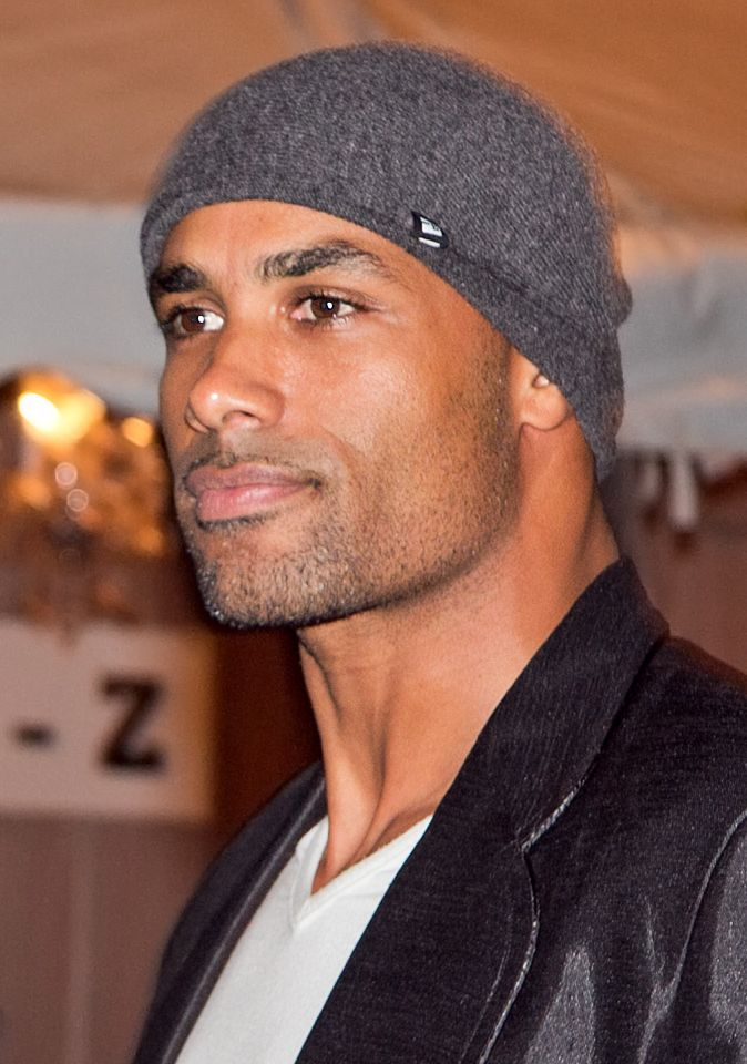 Boris kodjoe  so good looking I will watch his movies anytime.
