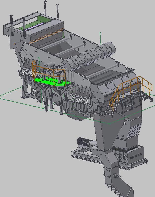 Coal Processing equipment
