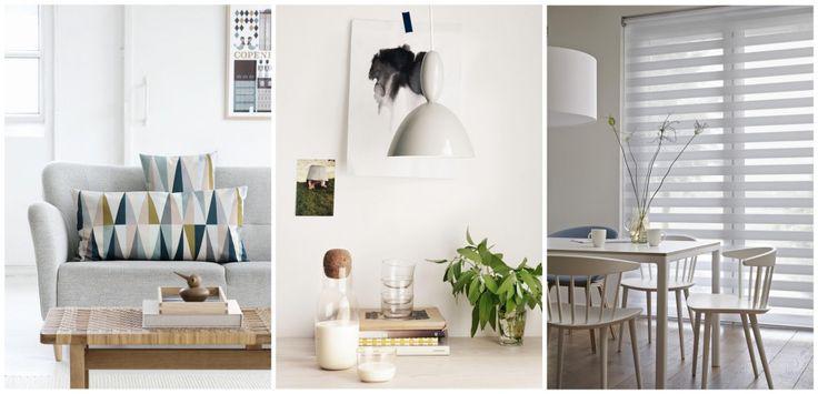 candinavisch Wonen met Ferm Living, Muuto Mhy hanglamp en Luxaflex® Twist® Rolgordijnen.