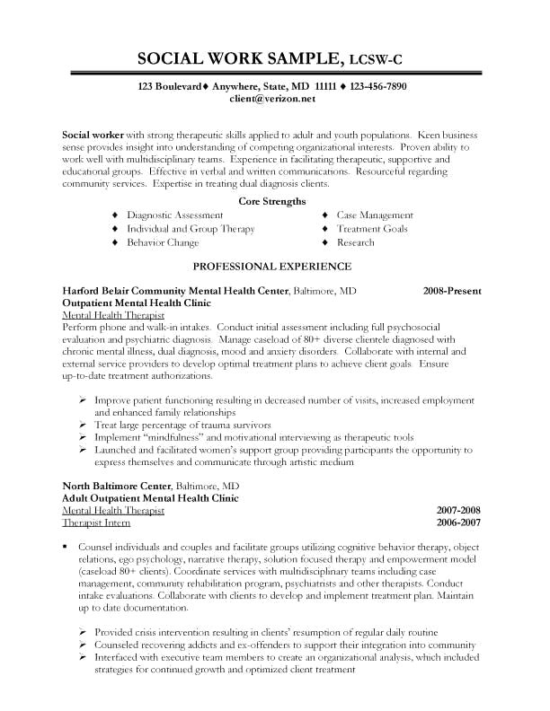 Minimalist Resume Templates To Make Your Resume Professional All Of These Visual Resume Templates C In 2020 Social Work Resume Skills Case Management