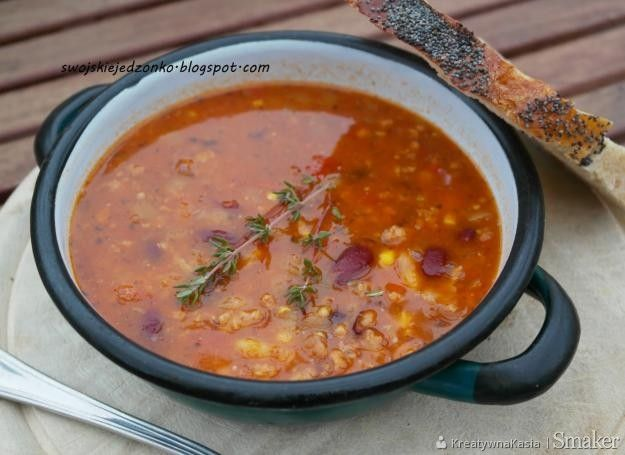 Zupa meksykańska-prosta i pyszna