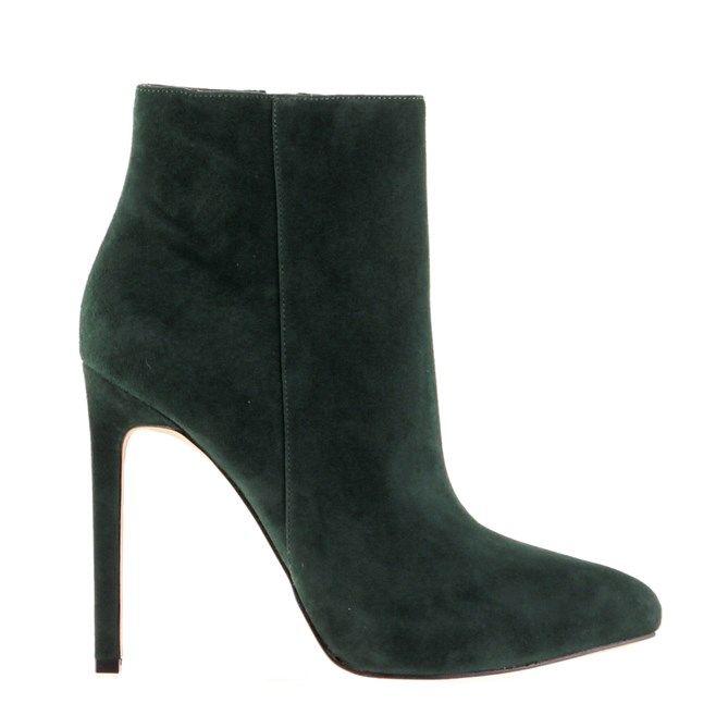 f9770494413 Nine West Μποτάκια Χρώμα Πράσινο 84009 | Haralas | Awesome Shoes ...