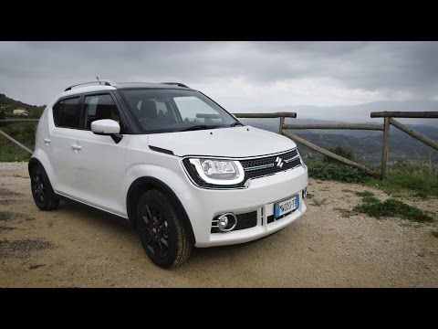 New Suzuki Ignis 2017 review            -            famous brands and products