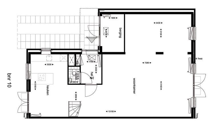 Ruime 2-onder-1-kap woningen van 164 m2 in Den Hoorn. Met veel keuzevrijheid en mogelijkheden. Heerlijk gelegen aan het water, met tuin op het zuiden.