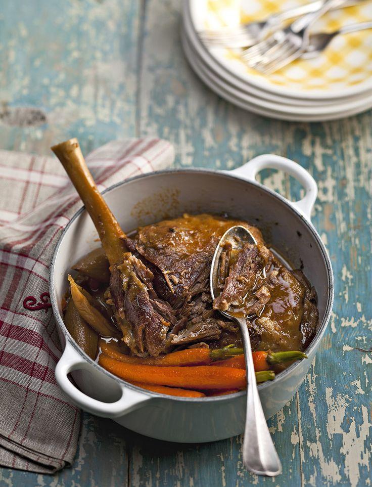 7 heures de cuisson et une viande si fondante qu'elle se déguste à la cuillère.