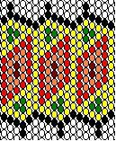 Tips for making peyote stitch designs