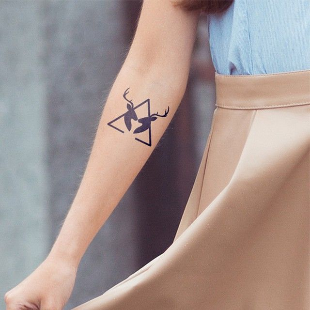 29 tatuagens temporárias para você se inspirar