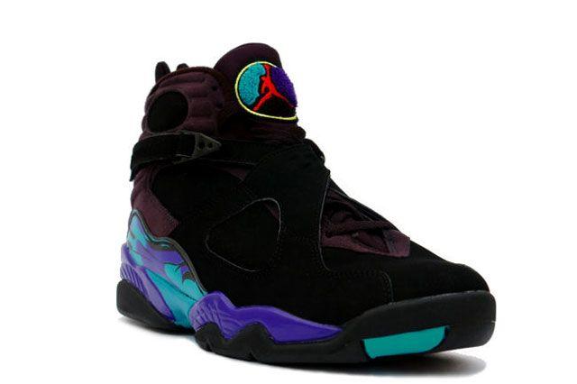 "Air Jordan 8 ""Aqua"" - A has been waiting forever!!"