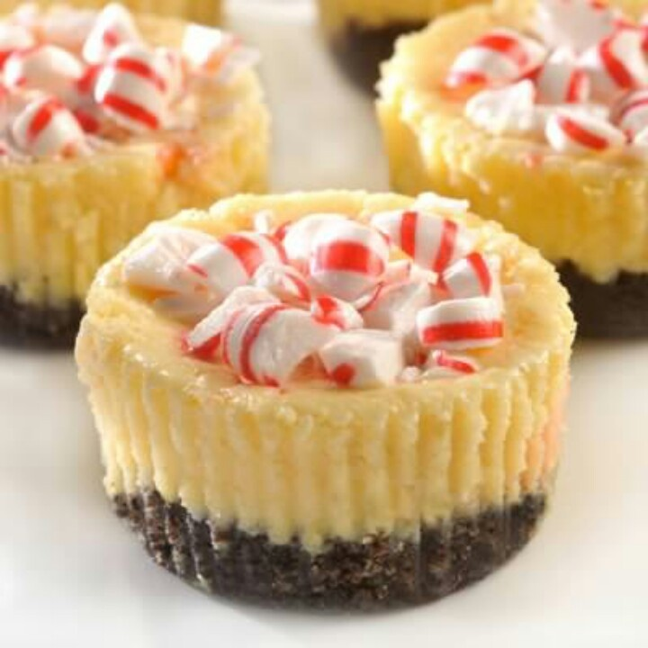 Peppermint cheesecake cookie bites | Yum Yum - Sweet Tooth | Pinterest