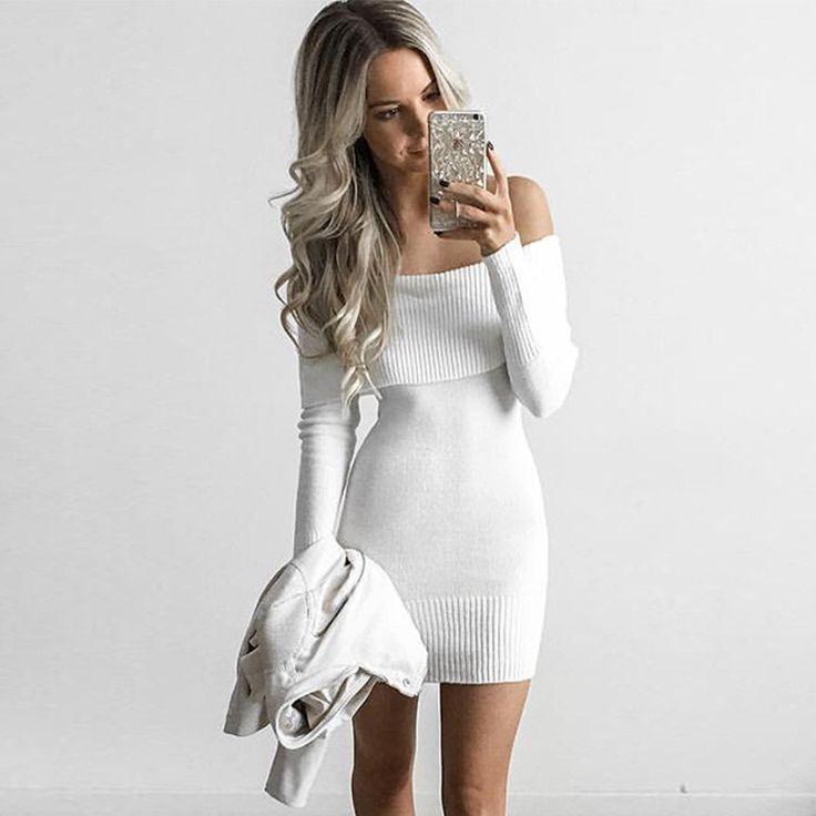 Sexy Strapless Bodycon Mini Dress