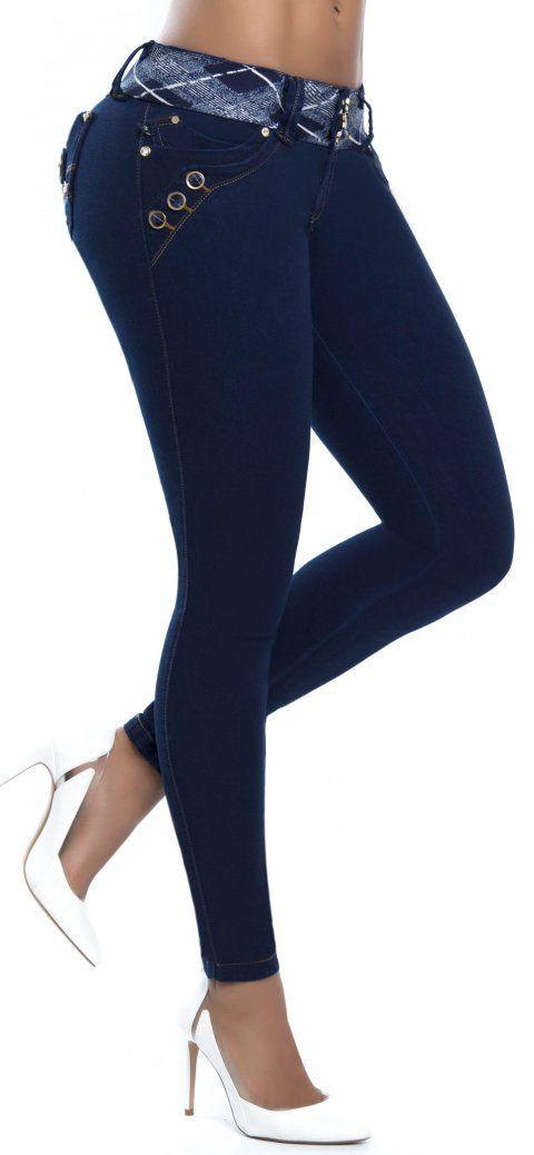 Jeans levanta cola ENE2 93281
