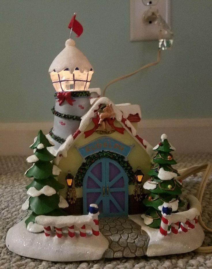 Hawthorne - Rudolph's Reindeer Barn & Weather Watch Tower