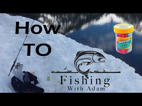 INSANELY FAST AND EASY! TROUT fishing with POWERBAIT - TROUT Fishing TIPS and TECHNIQUES - (More info on: http://1-W-W.COM/fishing/insanely-fast-and-easy-trout-fishing-with-powerbait-trout-fishing-tips-and-techniques/)