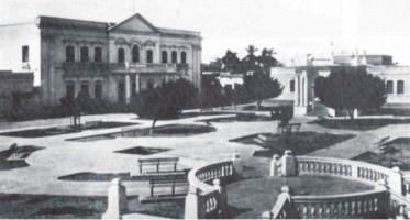 Parque de los Novios año 1942 #SantaMartaDelAyer