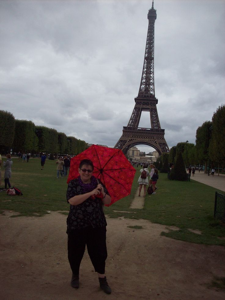 I and Marimekko and Paris
