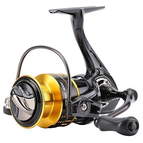 Comprar carrete de spinning Skysper Carretes de spincasting 10  1BB pesca Spinning carrete Sistema de fibra de carbono Arrastre