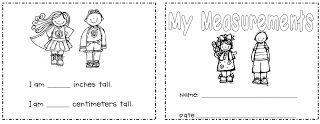 Miss Kindergarten: Measuring Up!