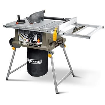 Rockwell 10-Inch Jobsite Table Saw with Laser RK7241S