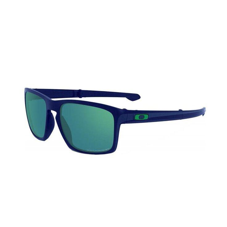Oakley Mens Sliver F Rectangular Sunglasses