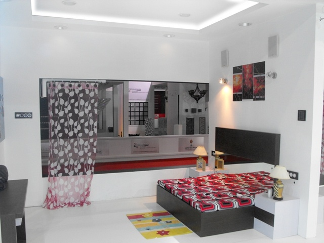 #HomeAutomation experience (Stall for Legrand at Acetech, Mumbai)