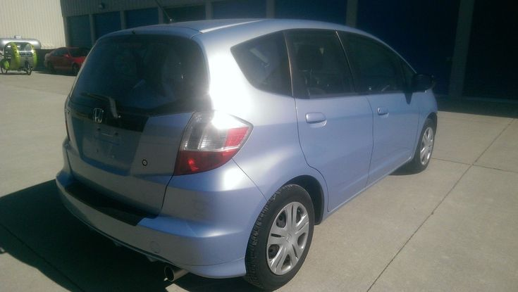 eBay: 2009 Honda Fit 2009 Honda Fit Automatic Base Runs Great 103k miles Salvage Everything Works #carparts #carrepair